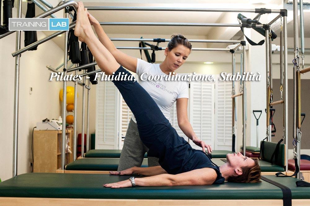 Pilates - Fluidità, Coordinazione, Stabilità