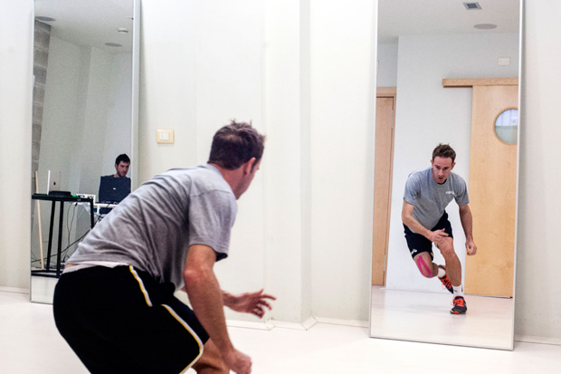 Elite athlete - Training Lab Firenze