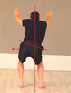 Spostamento Asimmetrico del peso