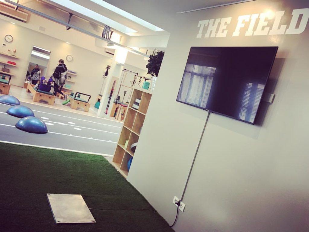 Abbiamo inaugurato The Field - Training Lab Firenze