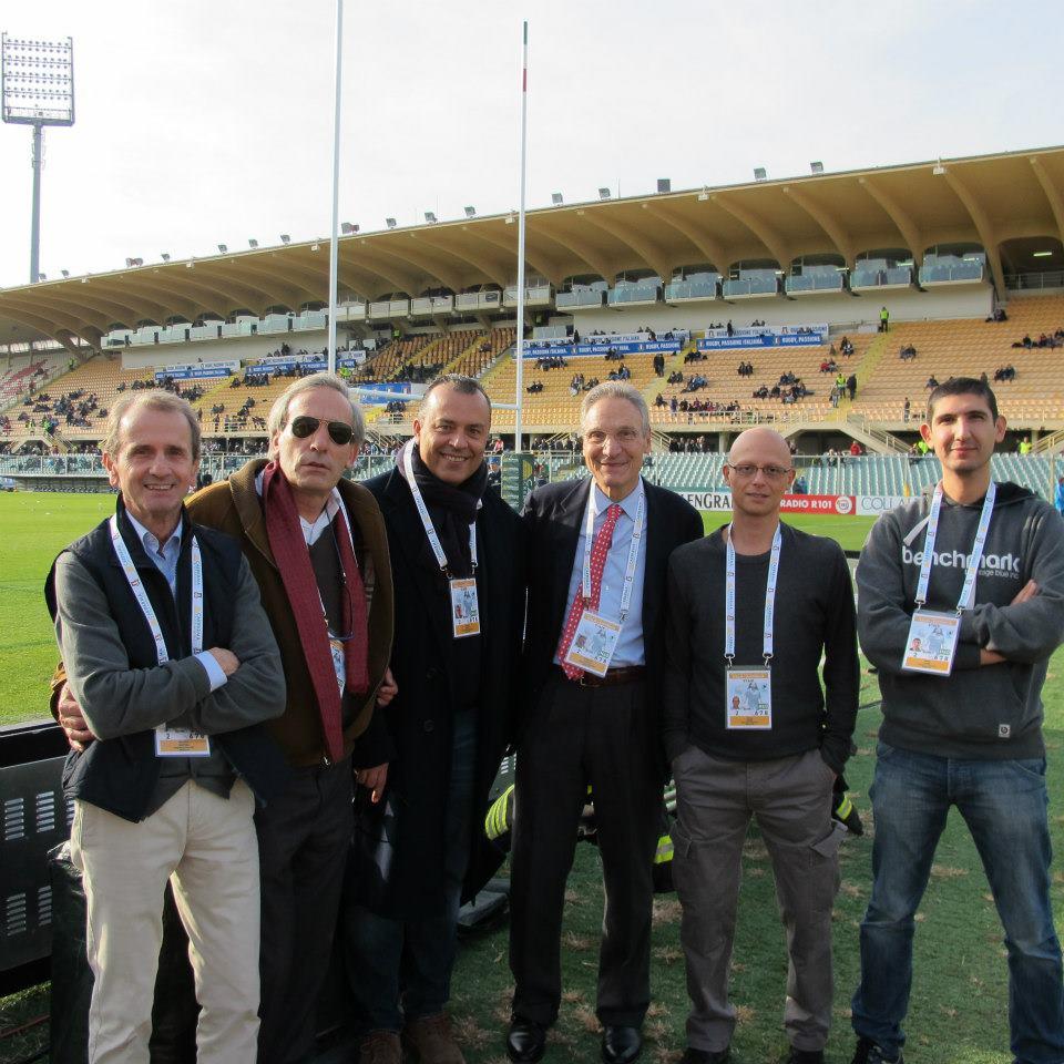 Medical Staff: Italia-Australia rugby match