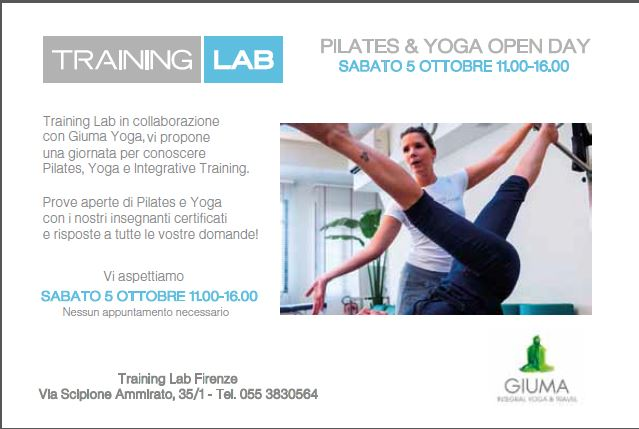 05/10/2013 – Open Day al Training Lab Firenze