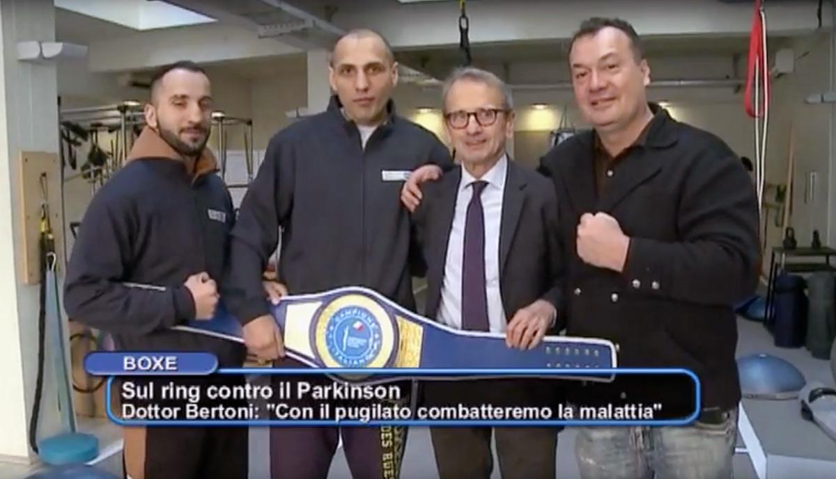 Italia 7 intervista il dr. Bertoni