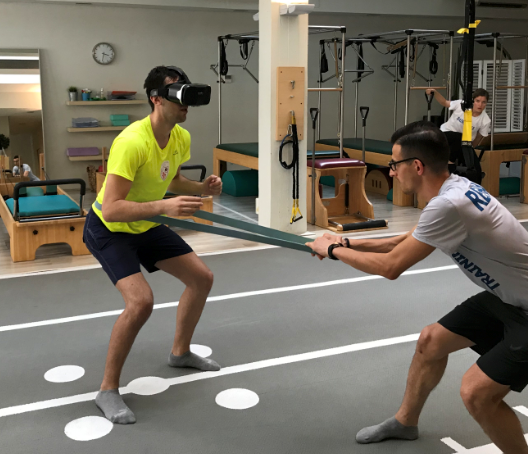 Realtà Virtuale - Training Lab Firenze