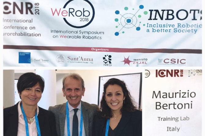International Conference on Neurorehabilitation