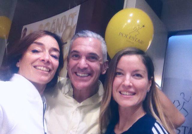 Le istruttrici del Training Lab a Roma per la Polestar Pilates