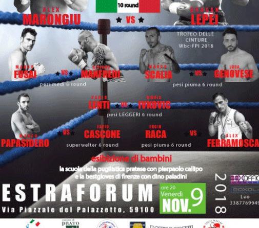 Sfida fra Lepei e Marongiu: il Training Lab Firenze sul ring contro il Parkinson
