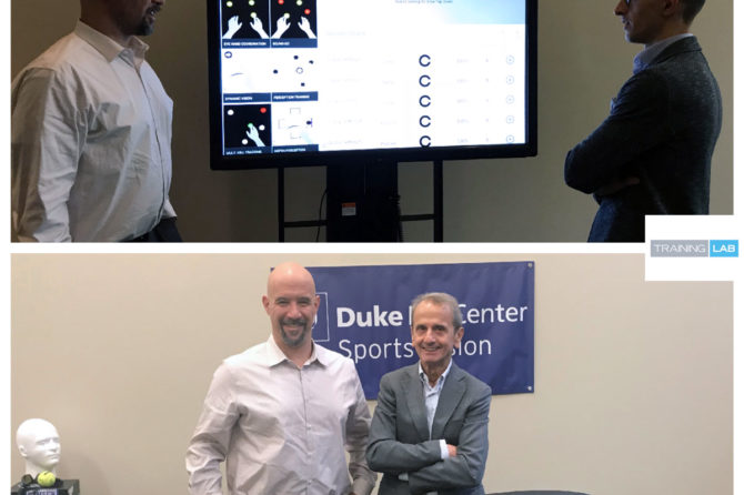 Collaborazione scientifica fra Università di Firenze, la Duke University e il Training Lab