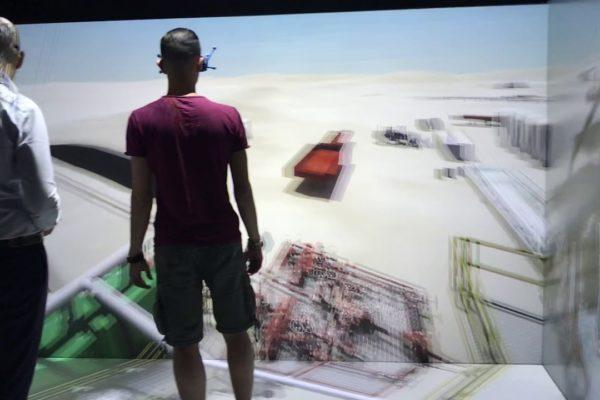 Realtà Virtuale e Realtà Aumentata nei programmi del Training Lab