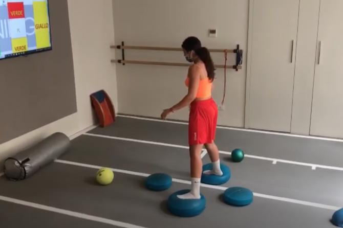 Video – Esercizi di Interferenza Contestuale